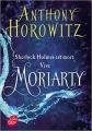 Couverture Sherlock Holmes est mort. Vive Moriarty Editions Le Livre de Poche (Jeunesse) 2016