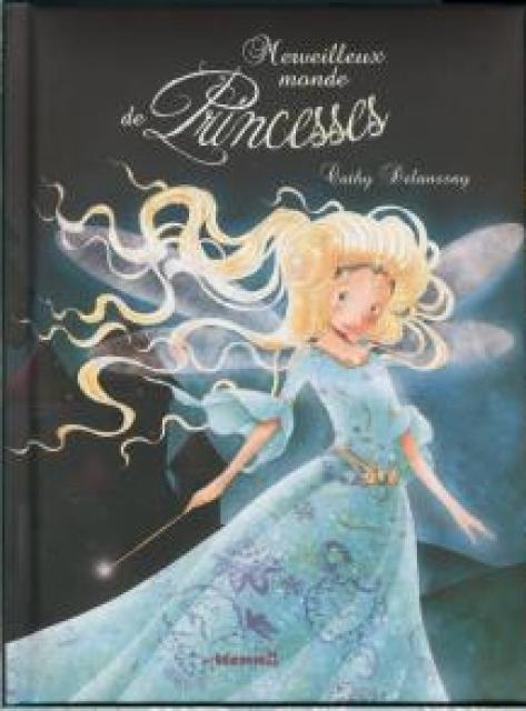 Couverture Merveilleux monde de princesse