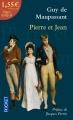 Couverture Pierre et  Jean Editions Pocket 2006