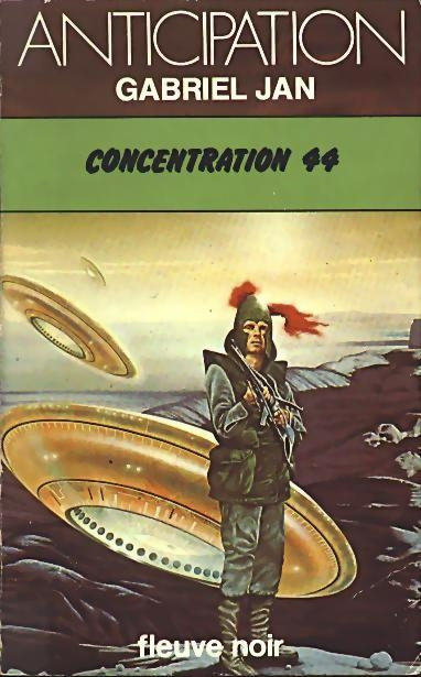 Couverture Concentration 44