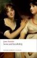 Couverture Raison et sentiments / Le coeur et la raison Editions Oxford University Press (World's classics) 2004