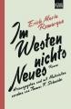 Couverture A l'ouest, rien de nouveau Editions Kiepenheuer & Witsch 2014