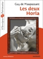 Couverture Le Horla Editions Magnard (Classiques & Patrimoine) 2015