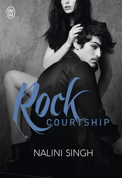 Couverture Rock Kiss, book 1.5 : Rock Courtship