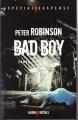 Couverture Bad boy Editions Albin Michel (Spécial suspense) 2011