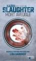 Couverture Mort aveugle Editions Mosaïc 2016