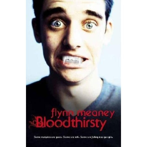 Couverture Bloodthirsty
