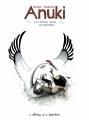 Couverture Anuki, tome 6 : La Grande Course de printemps Editions de la Gouttière 2016