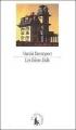 Couverture Les frêres Holt Editions Gallimard  (Le promeneur) 1992