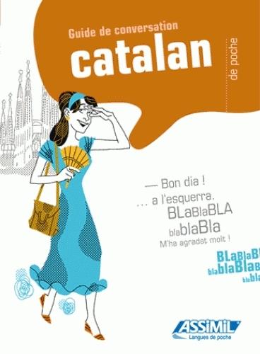 Couverture Guide de conversation catalan