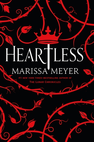 Couverture Heartless