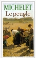 Couverture Le peuple Editions Flammarion (GF) 1992