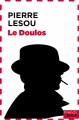 Couverture Le Doulos Editions French pulp (Policier) 2014