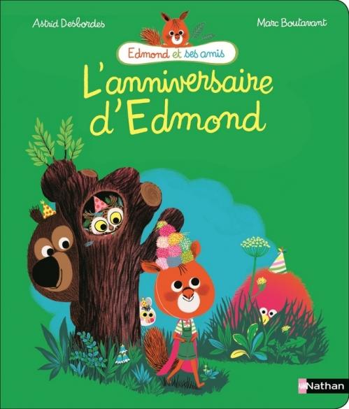 Couverture L'anniversaire d'Edmond