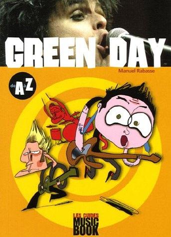 Couverture Green Day de A à Z