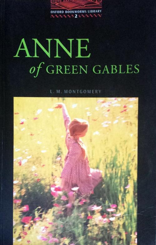 Anne la maison aux pignons verts livraddict for Anne maison aux pignons verts