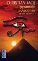 Couverture Le Juge d'Egypte, tome 1 : La Pyramide assassinée Editions Pocket (Jeunes adultes) 2003