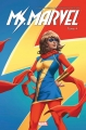 Couverture Miss Marvel (Marvel Now), tome 4 : Super Célèbre Editions Panini (Marvel Now!) 2016