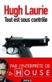 Couverture Tout est sous contrôle Editions Sonatine 1996