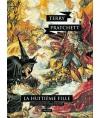 Couverture Les Annales du Disque-Monde, tome 03 : La Huitième Fille Editions L'Atalante 2012
