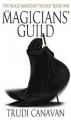 Couverture La trilogie du magicien noir, tome 1 : La guilde des magiciens Editions Little, Brown and Company 2010
