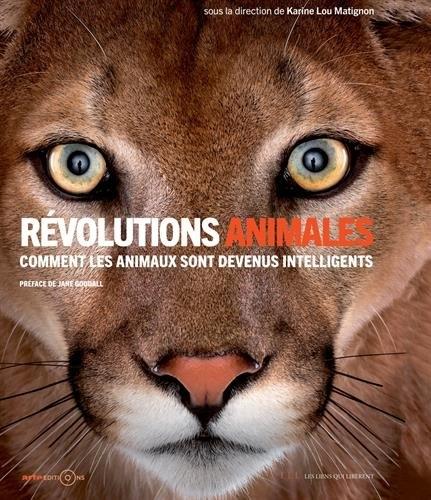Couverture Révolutions animales