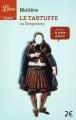 Couverture Le Tartuffe Editions Librio (Théâtre) 2015
