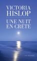 Couverture Une nuit en Crète Editions Les Escales 2016