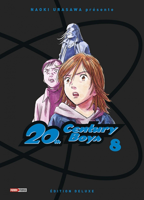 Couverture 20th Century Boys (édition deluxe), tome 08