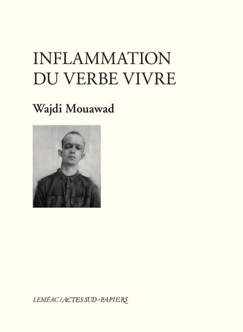 Couverture Inflammation du verbe vivre