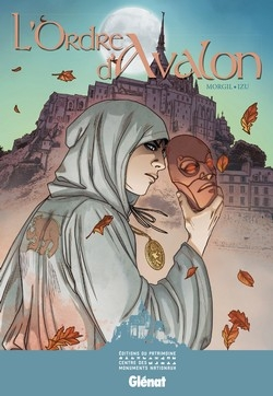 Couverture L'ordre d'Avalon