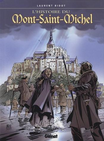 Couverture L'histoire du Mont-saint-Michel