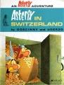 Couverture Astérix, tome 16 : Astérix chez les helvètes Editions Dargaud 1983
