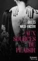 Couverture Aux sources du plaisir Editions Harlequin (HQN) 2016