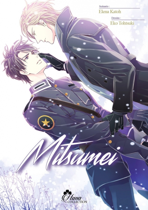 Couverture Mitsumei