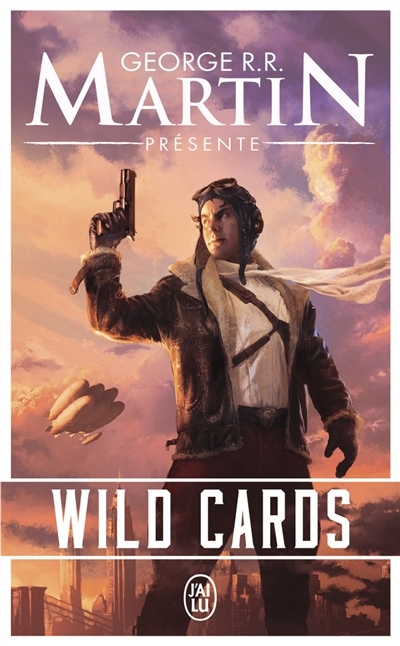 Couverture Wild Cards (Martin), tome 1