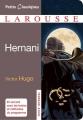 Couverture Hernani Editions Larousse (Petits classiques) 2012