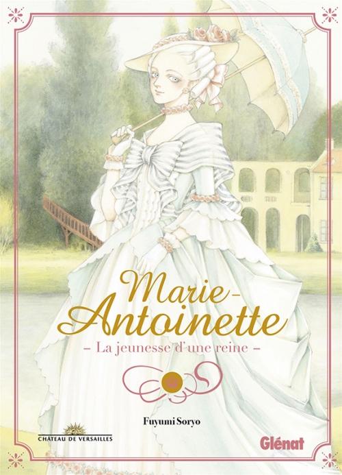 Couverture Marie-Antoinette : La jeunesse d'une reine