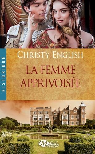 Couverture Shakespeare in love, tome 1 : La femme apprivoisée