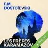 Couverture Les Frères Karamazov Editions Audible studios 2014