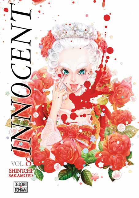 Couverture Innocent, tome 8