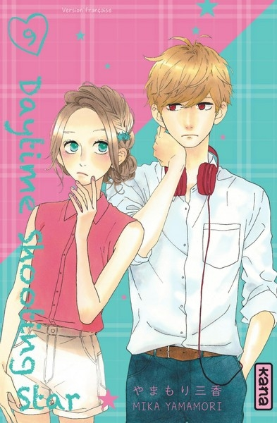 Couverture Daytime Shooting Star, tome 09