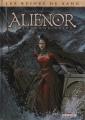 Couverture Les reines de sang : Aliénor : La légende noire, tome 5 Editions Delcourt 2016