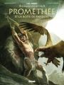 Couverture Prométhée et la boîte de Pandore Editions Glénat (La sagesse des mythes) 2016
