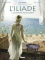 Couverture L'iliade, tome 1 : La pomme de discorde Editions Glénat (La sagesse des mythes) 2016