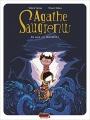 Couverture Agathe Saugrenu, tome 1 : Je suis un monstre Editions Dupuis 2007