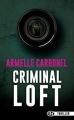 Couverture Criminal loft Editions Milady (Thriller) 2016
