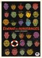 Couverture L'enfant des naufragés Editions Oskar 2016