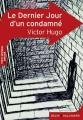 Couverture Le Dernier Jour d'un condamné Editions Belin / Gallimard (Classico - Lycée) 2011