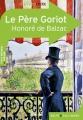Couverture Le Père Goriot Editions Belin / Gallimard (Classico - Lycée) 2013